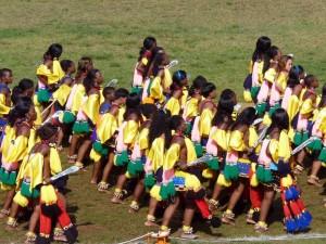 Maidens Dancing